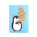 Обложка для паспорта «Пингвин»