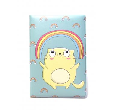 Обложка для паспорта «Мимими»