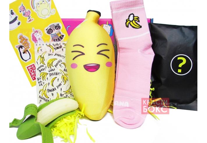 Крастибокс «Банановый BIG»