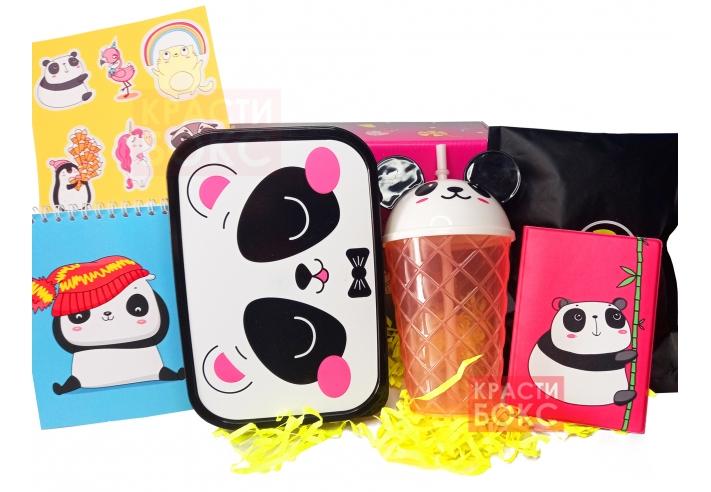 Крастибокс «Панда»